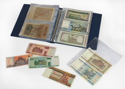 Banknotenalbum