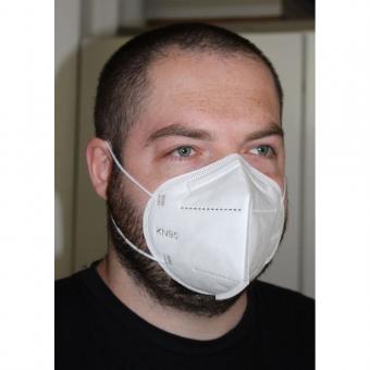 Bonus: Schutzmaske KN95 (entspricht ungefähr FFP2)