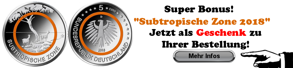 5€ Suptropische Zone